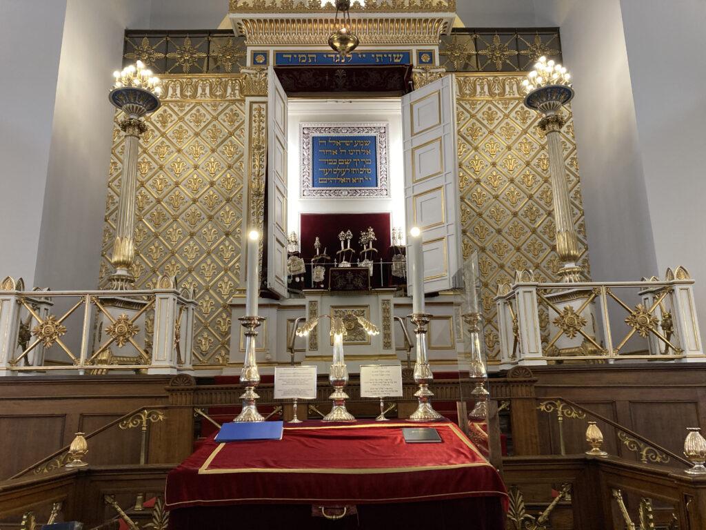 Jewish heritage tour in Copenhagen